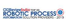 Top 20 RPA Solution Providers-2019